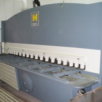 Производство на детайли от листов материал
