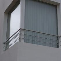 Парапет за френски прозорци